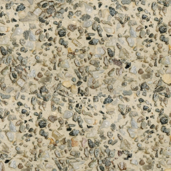 Exposed Aggregate Sample Acacia 14mm