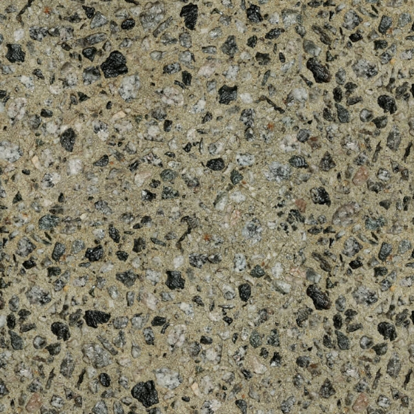 Exposed Aggregate Concrete Sample Banksia